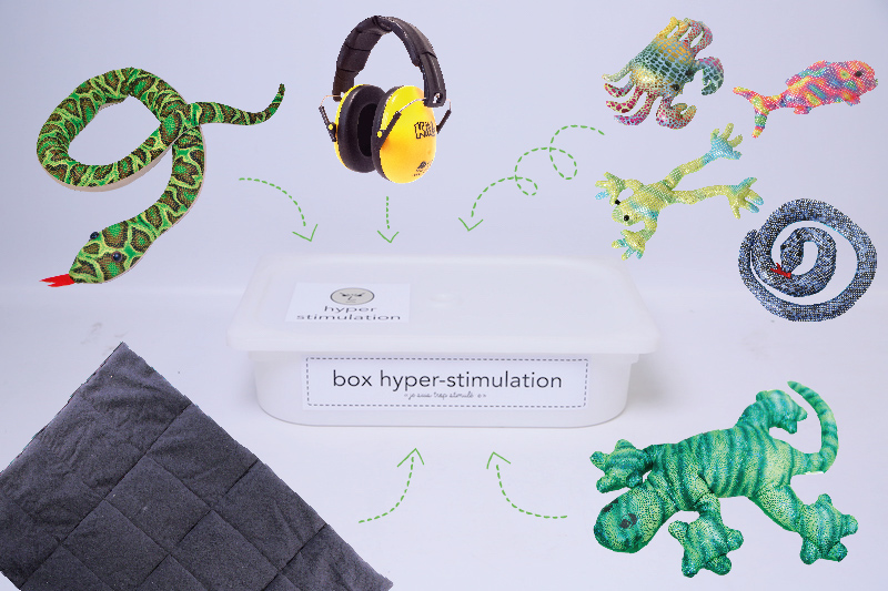 box hyperstimulation
